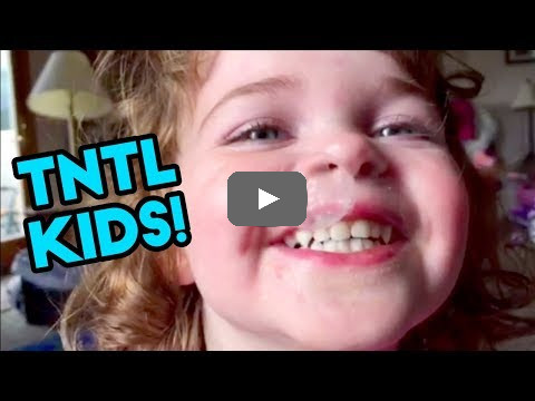 Try Not To Laugh At These Messy Kids The Best Fails